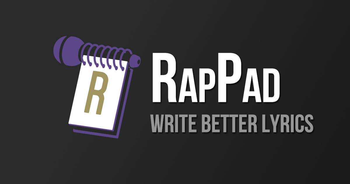 Write and Share Rap Songs Online - RapPad